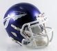 Logan, Mini Football Helmet - T-Mac Sports