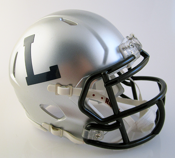Lorain (2010), Mini Football Helmet - T-Mac Sports