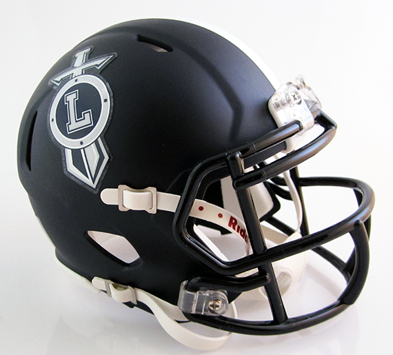 Lorain (2012), Mini Football Helmet - T-Mac Sports