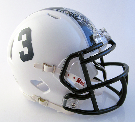 Lorain, Mini Football Helmet - T-Mac Sports