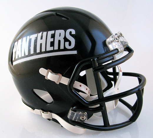 Manchester, Mini Football Helmet - T-Mac Sports
