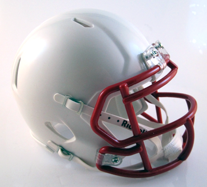 Mapleton, Mini Football Helmet - T-Mac Sports