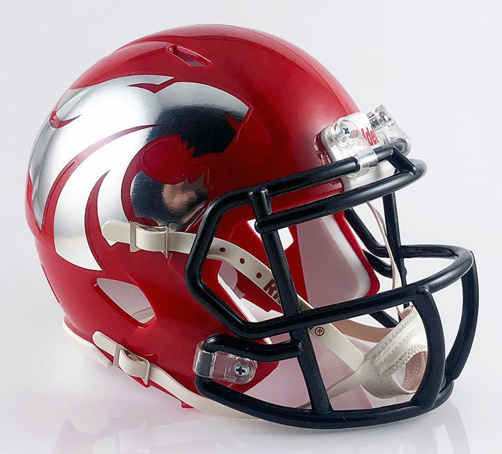 Mesquite Horn (TX), Mini Football Helmet - T-Mac Sports