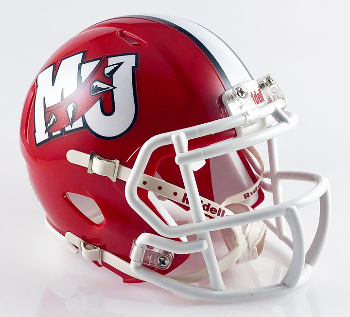 Milton-Union (2012), Mini Football Helmet - T-Mac Sports
