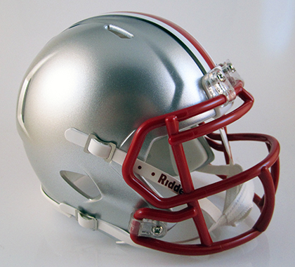 Minford, Mini Football Helmet - T-Mac Sports