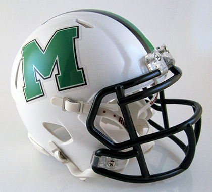 Mogadore, Mini Football Helmet - T-Mac Sports