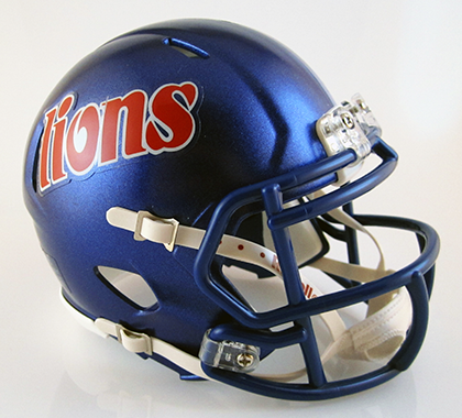 Moore (OK), Mini Football Helmet - T-Mac Sports