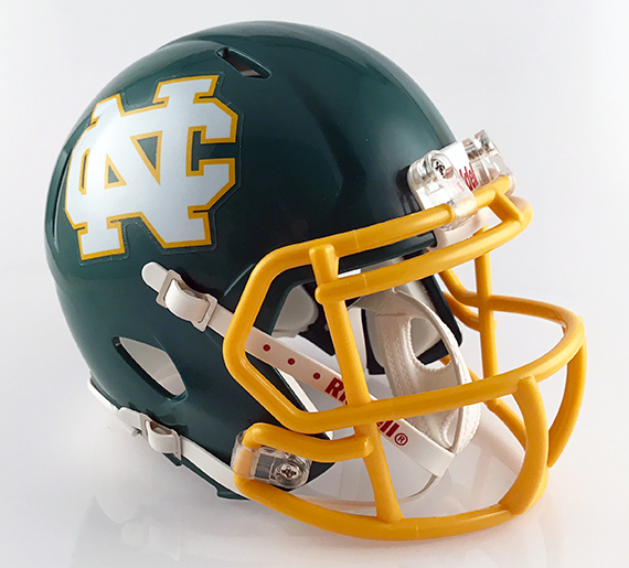 Newark Catholic, Mini Football Helmet - T-Mac Sports