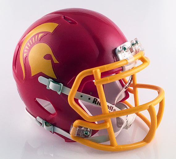 North College Hill, Mini Football Helmet - T-Mac Sports