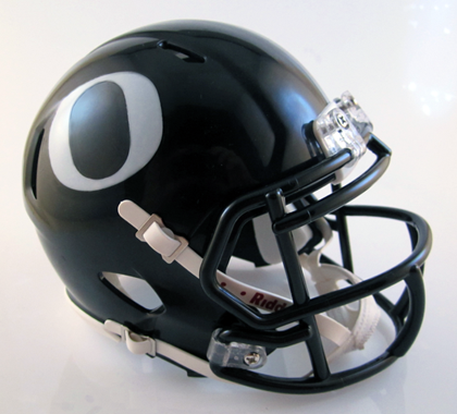 Oak Hill, Mini Football Helmet - T-Mac Sports