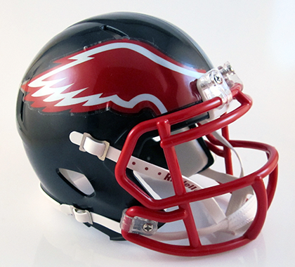 Oberlin, Mini Football Helmet - T-Mac Sports