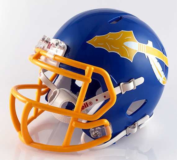 Olentangy, Mini Football Helmet - T-Mac Sports