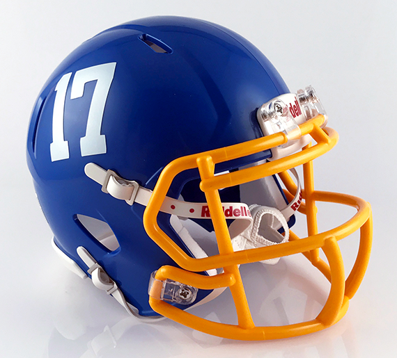 Olentangy (2017), Mini Football Helmet - T-Mac Sports