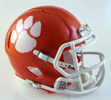 Orangefield (TX), Mini Football Helmet - T-Mac Sports