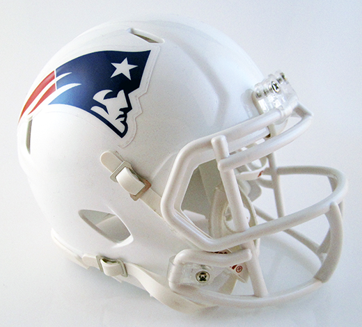 Patrick Henry, Mini Football Helmet - T-Mac Sports