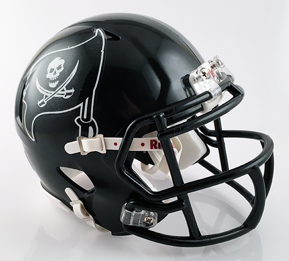 Perkins, Mini Football Helmet - T-Mac Sports