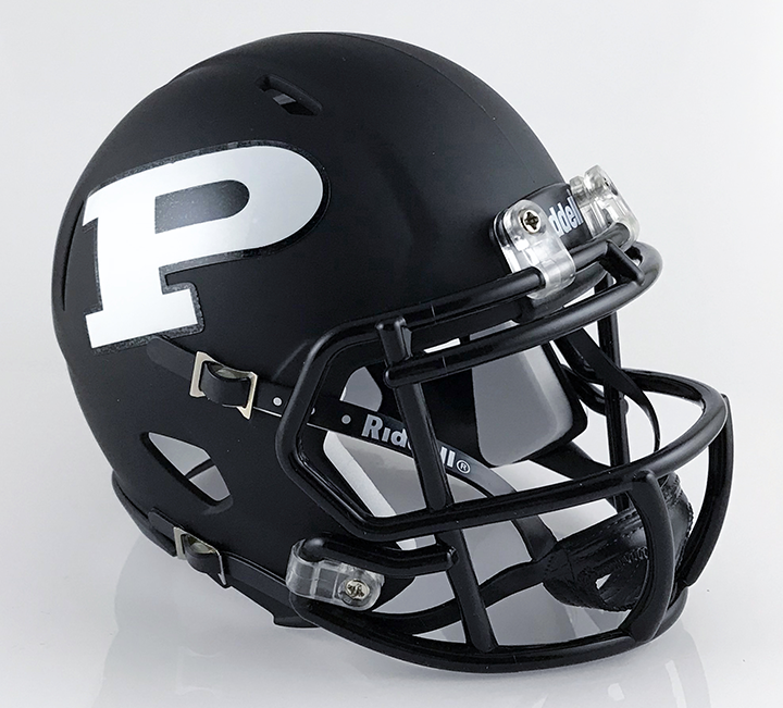 Perry (Massillon), Mini Football Helmet - T-Mac Sports