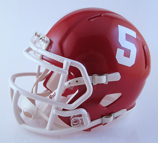 Plymouth, Mini Football Helmet - T-Mac Sports