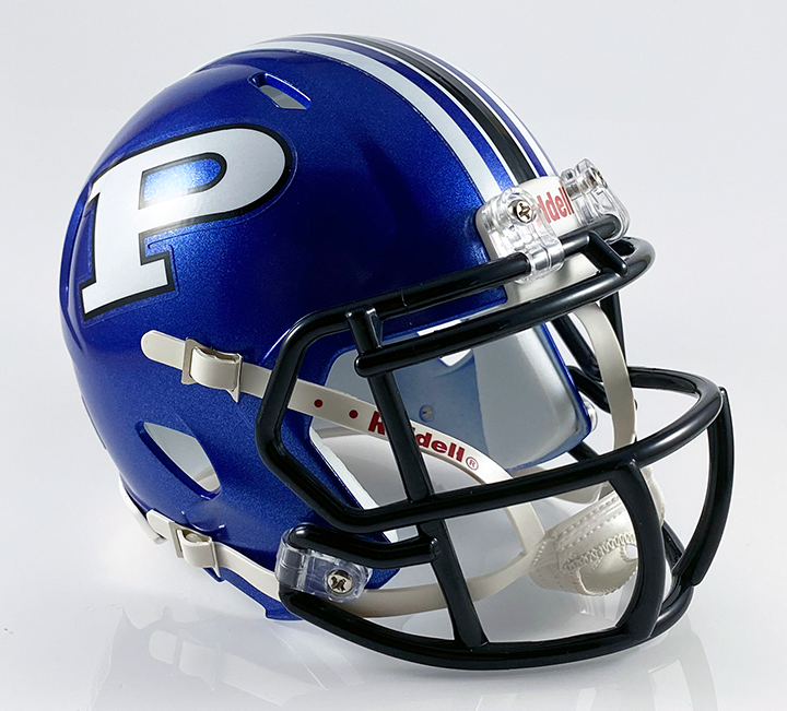 Poland, Mini Football Helmet - T-Mac Sports