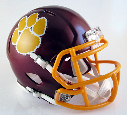 Putnam City North (OK), Mini Football Helmet - T-Mac Sports