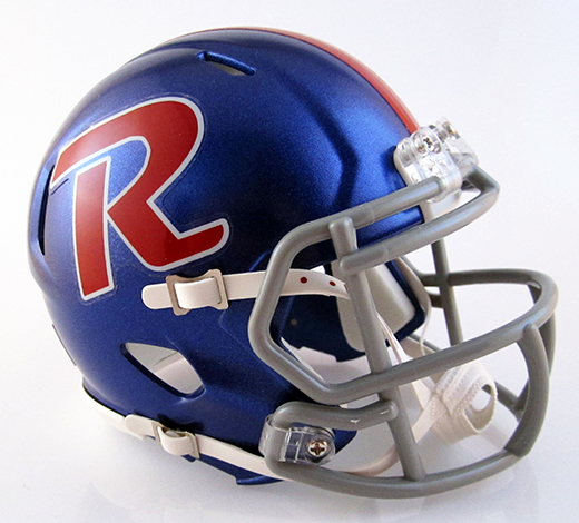 Revere, Mini Football Helmet - T-Mac Sports