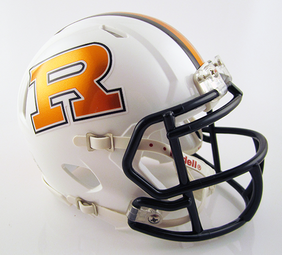 Ridgewood, Mini Football Helmet - T-Mac Sports