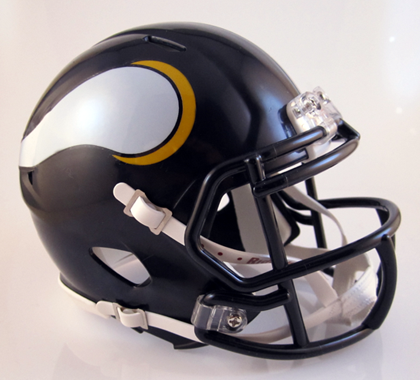 River Valley, Mini Football Helmet - T-Mac Sports