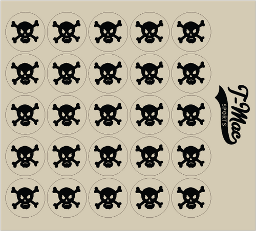 Skull Award Decals