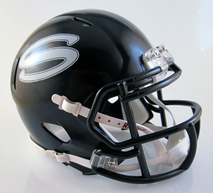 Skyview (WA), Mini Football Helmet - T-Mac Sports