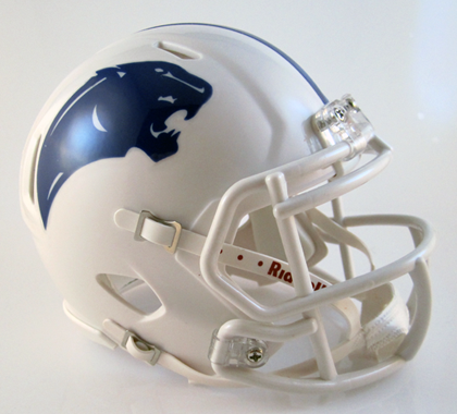 Springboro, Mini Football Helmet - T-Mac Sports