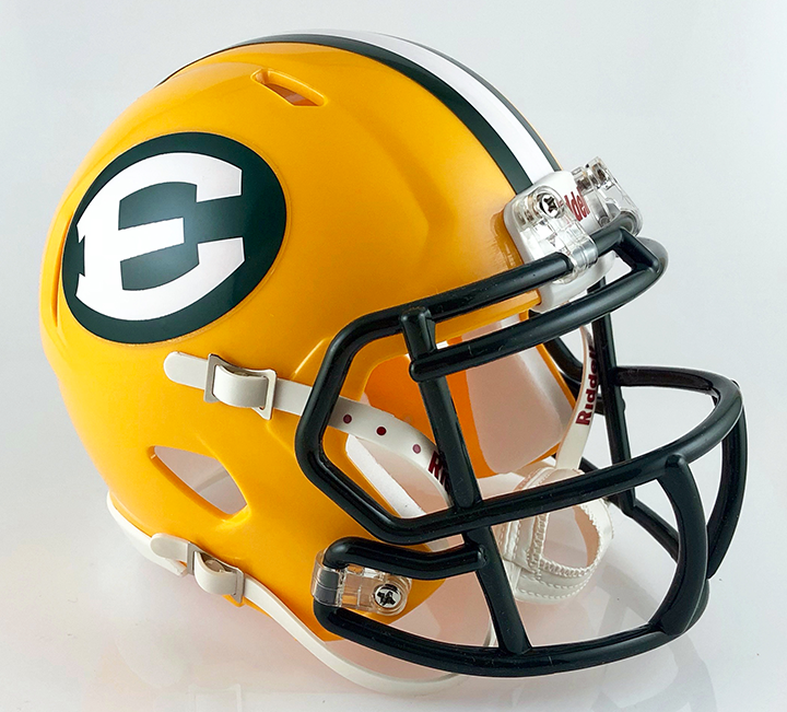 St. Edward (Cleveland), Mini Football Helmet - T-Mac Sports