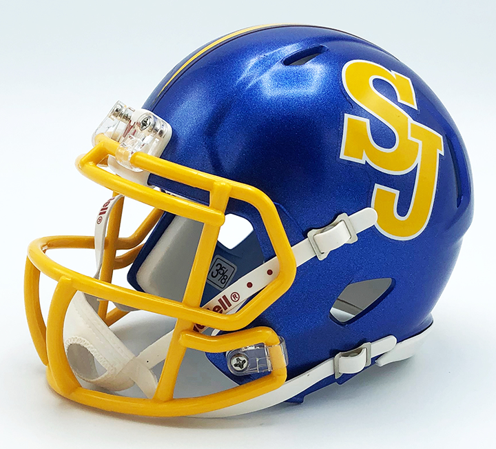 St. John's (Delphos), Mini Football Helmet - T-Mac Sports