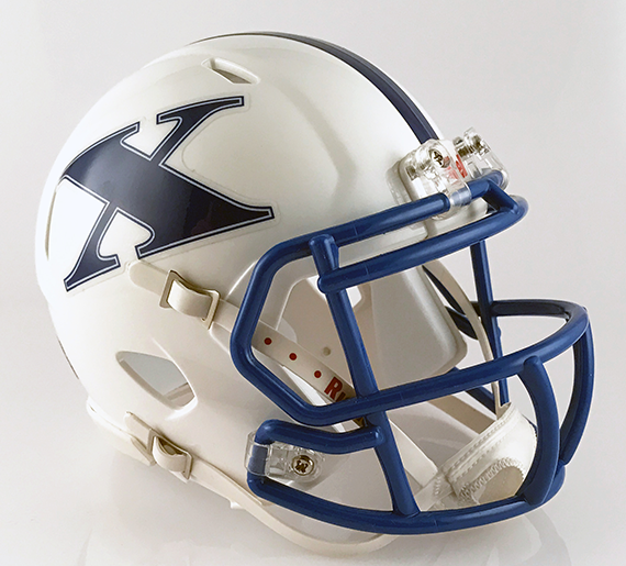 St. Xavier, Mini Football Helmet - T-Mac Sports
