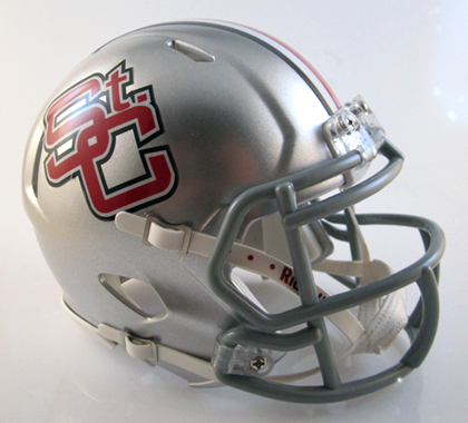 St. Clairsville (2013), Mini Football Helmet - T-Mac Sports