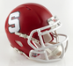 Struthers, Mini Football Helmet - T-Mac Sports