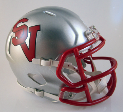 Symmes Valley, Mini Football Helmet - T-Mac Sports