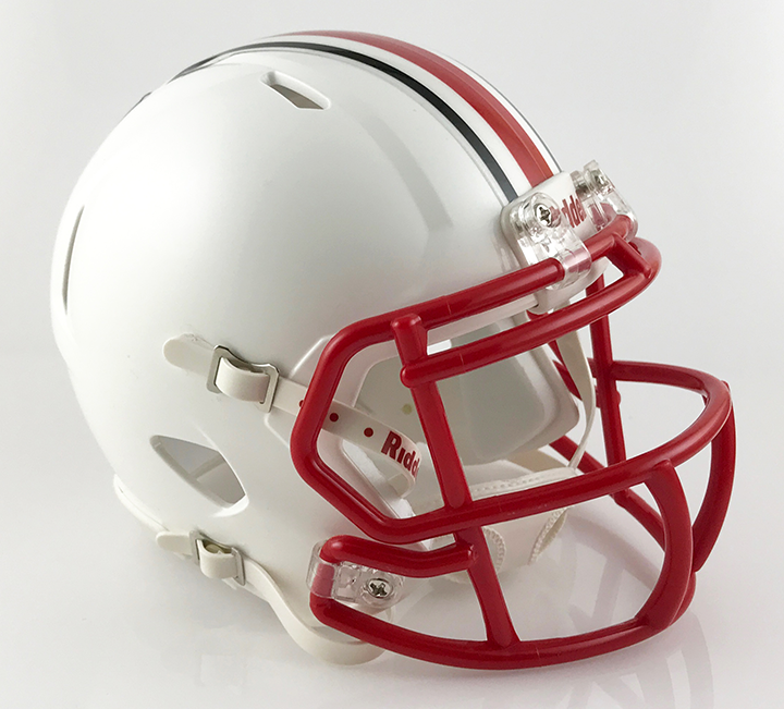 Tippecanoe (2016), Mini Football Helmet - T-Mac Sports