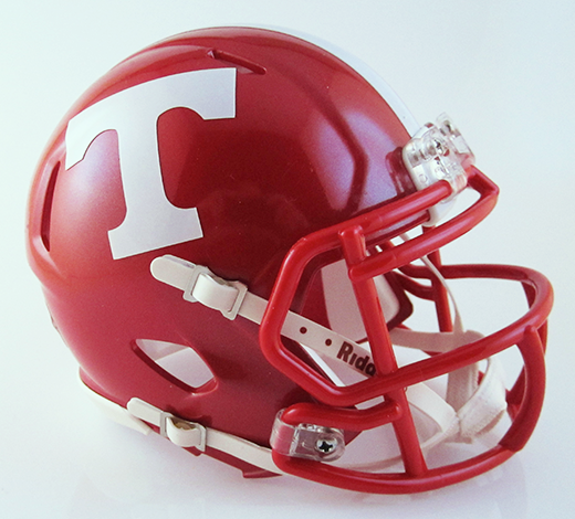 Toronto, Mini Football Helmet - T-Mac Sports