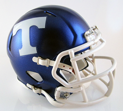 Trinity (2011), Mini Football Helmet - T-Mac Sports