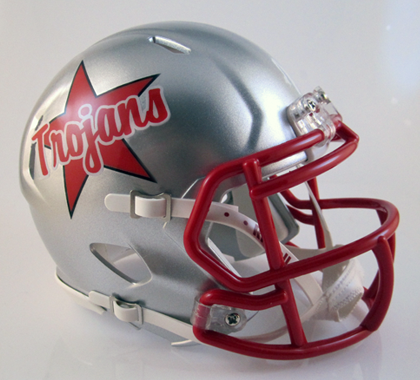 Troy (2011), Mini Football Helmet - T-Mac Sports