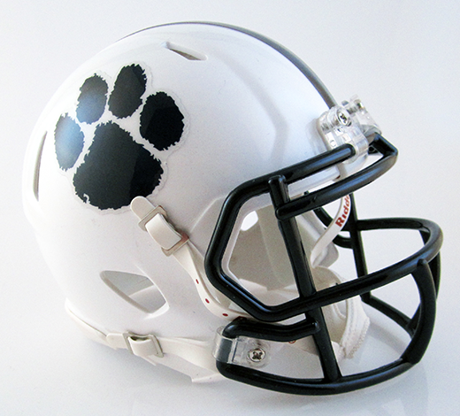 Twinsburg, Mini Football Helmet - T-Mac Sports