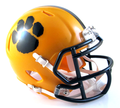 Valdosta (GA), Mini Football Helmet - T-Mac Sports