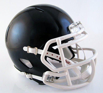 Valley View (Germantown), Mini Football Helmet - T-Mac Sports