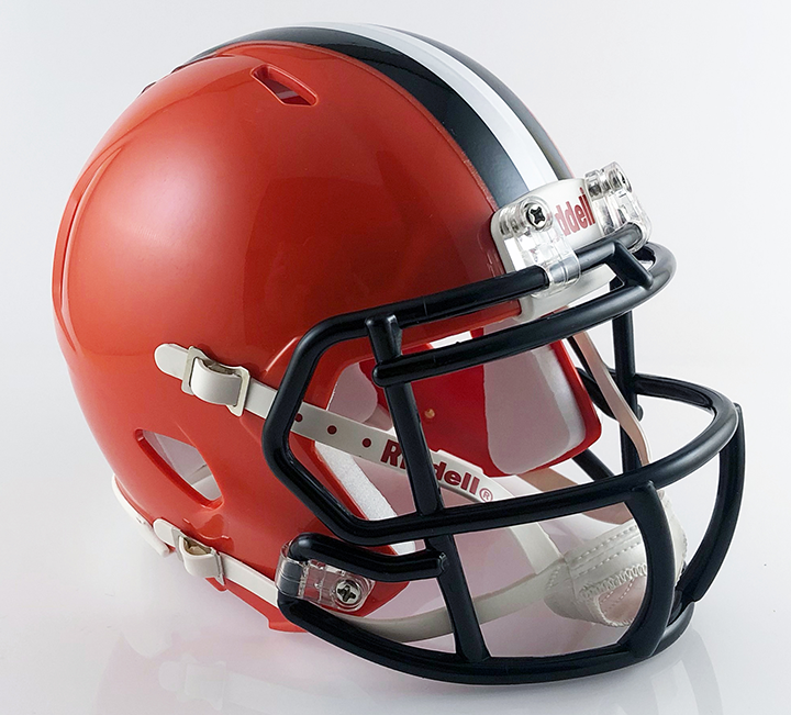 Versailles, Mini Football Helmet - T-Mac Sports