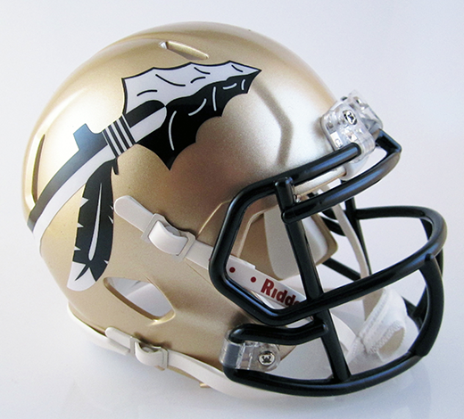 Warren G. Harding (2011), Mini Football Helmet - T-Mac Sports