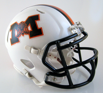 Washington (Massillon) (1987), Mini Football Helmet - T-Mac Sports