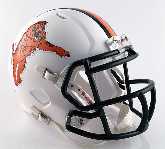 Washington (Massillon) (2008), Mini Football Helmet - T-Mac Sports