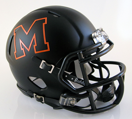Washington Massillon Mini Helmet