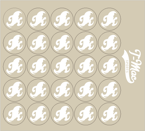 Wave Award Decals