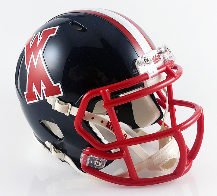 West Monroe (LA), Mini Football Helmet - T-Mac Sports